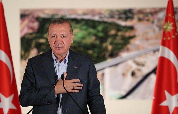 Erdoğan'dan açıklama: Ayasofya iç meselemiz, karar milletimizindir