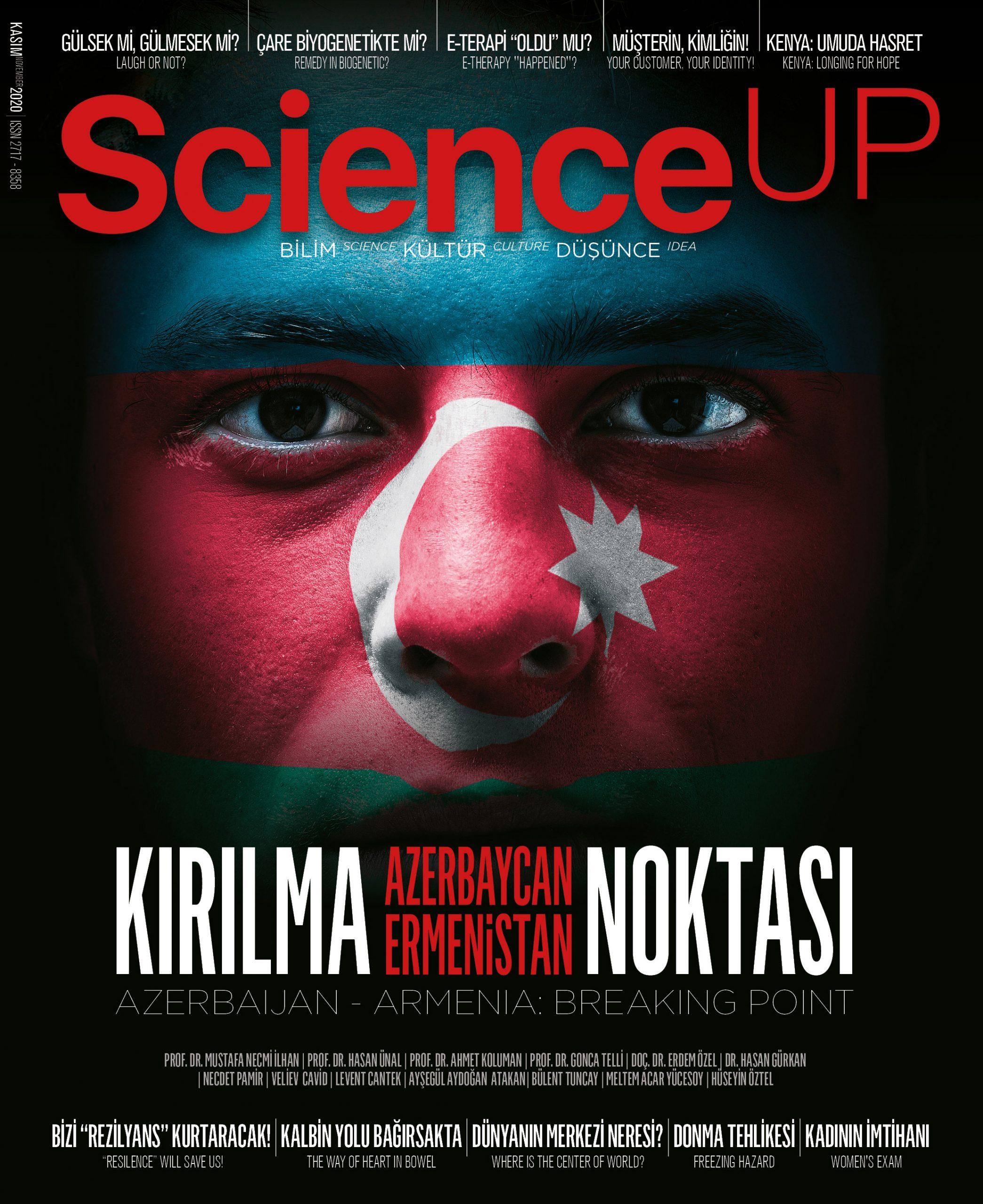 KIRILMA NOKTASI: AZERBAYCAN-ERMENİSTAN
